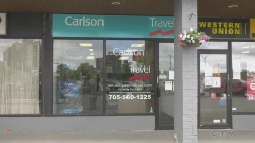 Local reaction in Sudbury to the Canadian government lifting travel restrictions