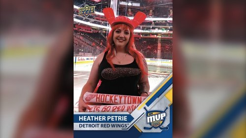 'Wing-Nut' Windsor woman hoping to be crowned North America's biggest hockey fan