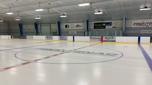'Major for the community': Frontenac region reopens it's ice rink