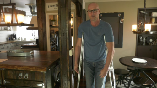 Winnipegger considers private hip surgery due to operating room delays in Manitoba