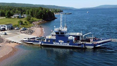 Nova Scotia eliminates its intra-provincial ferry service fees