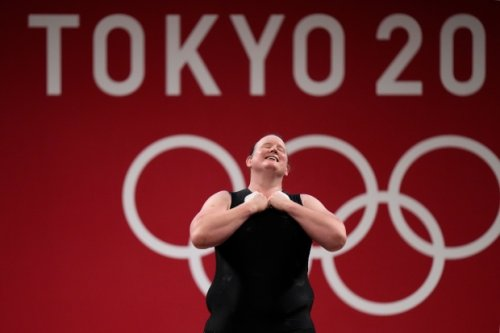 Olympian Laurel Hubbard says not a transgender icon but an athlete, plans to retire