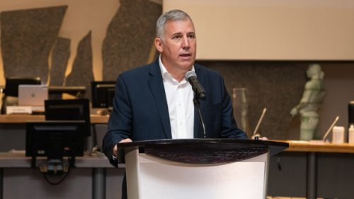 From fresh paramedic to vaccinating a city: Anthony Di Monte retires