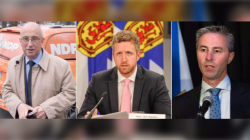 Nova Scotia politicans show no eagerness to follow New Brunswick's step in loosening restrictions