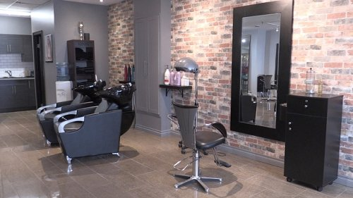Hair salons push to reopen after being left out of Step 1