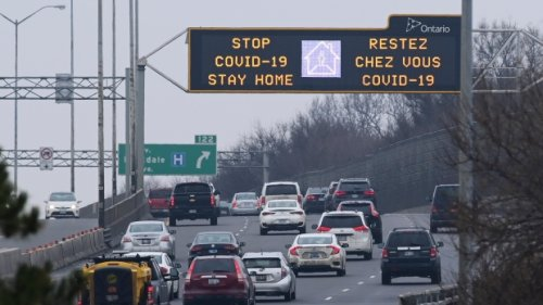 Ottawa traffic volume drops to 60 per cent of pre-pandemic levels during January lockdown