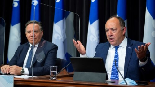 Health minister urges Quebecers to get proof of vaccination as restrictions ease
