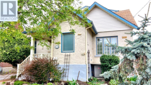 You can buy this Ottawa house, but not the land underneath it