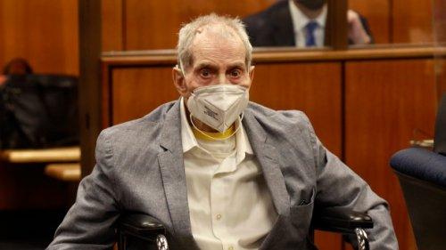Real estate heir Robert Durst guilty of best friend's murder