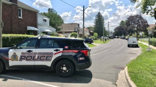 Police respond to reports of shots fired in Kitchener