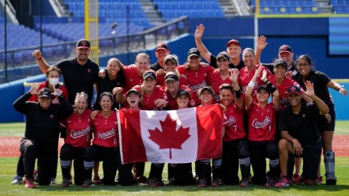 Sask. softball gets boost with Team Canada's bronze finish