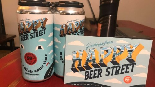 Happy Beer Street: 7 local breweries come together to create brewery area, rename 99 Street