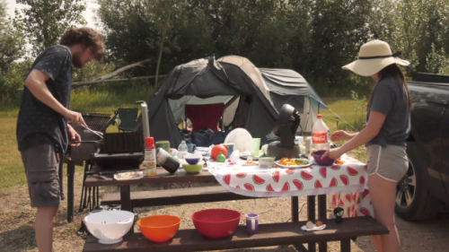 Visitors pack Sask. campgrounds in first long weekend without COVID-19 restrictions