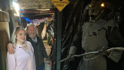 'A major disappointment': Spruce Grove charity haunted house shuttered after complaints