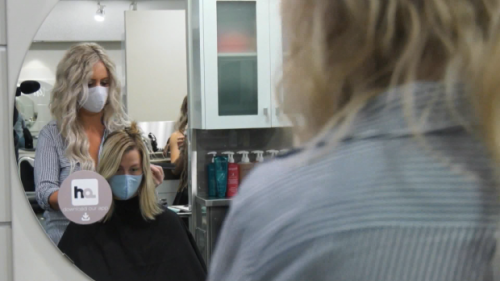 Growing concerns as 'underground' market for hair cuts takes shape