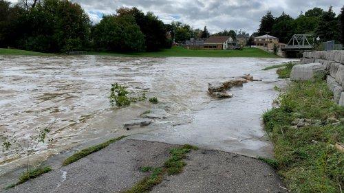 GRCA ends flood warning for Ayr, Drayton and New Hamburg