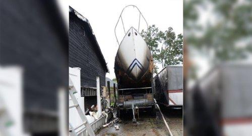 Arson investigation underway in Sarnia, Ont.