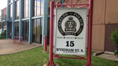 Alleged impaired driver passes out behind the wheel: Guelph police