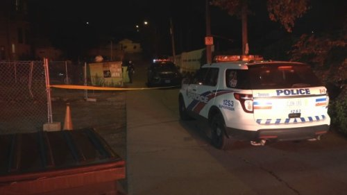 Man dead after overnight shooting in Toronto
