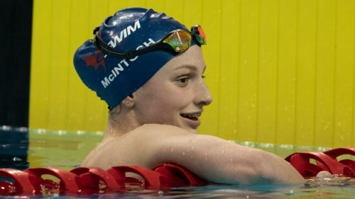 Canada's youngest Olympian, just 14, ready to make a splash in Tokyo after tough year