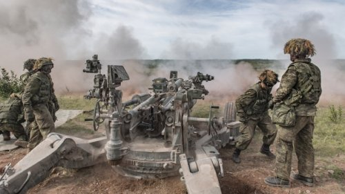 Canadian soldier pleads not guilty to drugging artillery unit with cannabis during live-fire exercise