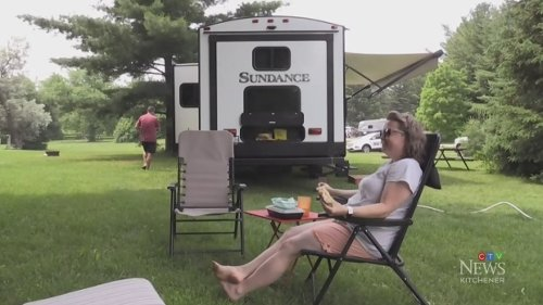 Locals back out at campgrounds after Ontario restrictions lifted