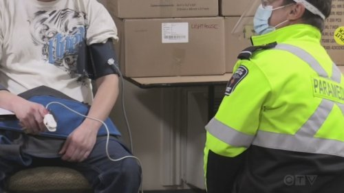 'I've never seen anything like it' Simcoe County paramedics respond to increase in calls