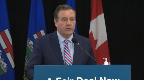'Ridiculous in every way': Critics slam referendum questions as Albertans vote no to DTS, yes to equalization changes