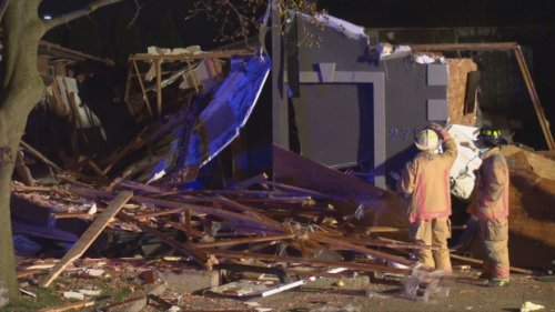 Fire Marshal investigating after home explosion in Hamilton