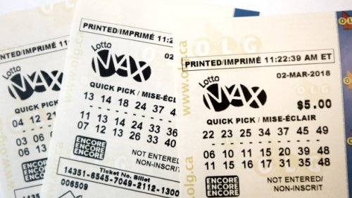 Someone in Ontario is sitting on an unclaimed $21-million Lotto 6/49 ticket