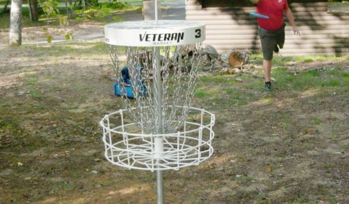 New disc golf course opens in the Sault