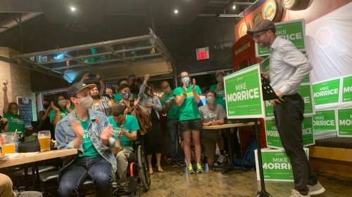 Mike Morrice wins Kitchener Centre for Green Party