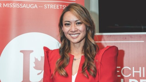 'I feel a great responsibility': Meet Liberal Rechie Valdez, Canada's first Filipina MP