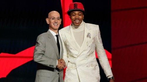 Toronto Raptors pick Florida State forward Scottie Barnes fourth overall in NBA draft