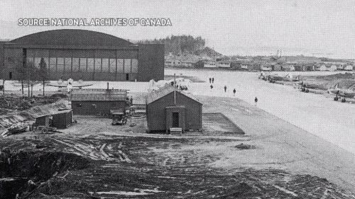 Remembering the gritty history of a WWII-era air force base at Tofino, B.C.