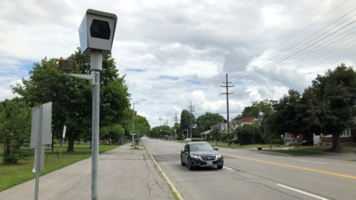 Photo radar could be coming to 15 new Ottawa locations by the end of 2022
