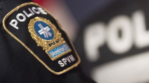 Woman alleges she was tackled by a Montreal police officer for briefly not wearing a mask