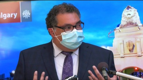 Nenshi to provide update on COVID-19 response in Calgary at 2 p.m.