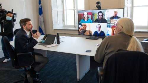 Quebec Solidaire gears up for 2022 election amid internal rift