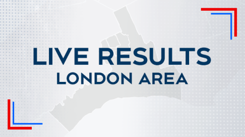 London-area federal election results 2021