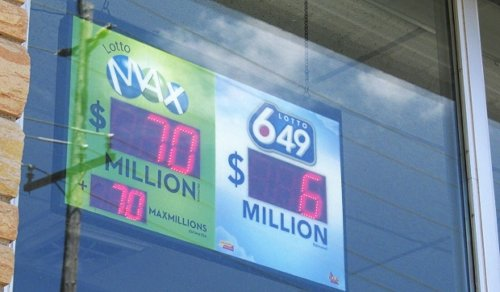Some advice on what to do if you win the $70M Lotto Max prize