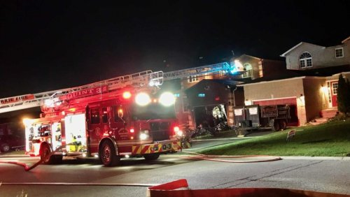 Emergency crews respond to fire in Barrie's south end
