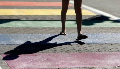 Ritchie Community League raises $6K to paint rainbow crosswalks