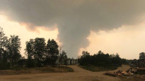 Hundreds of evacuees make Toronto hotel temporary home after fleeing Northwestern Ontario wildfires