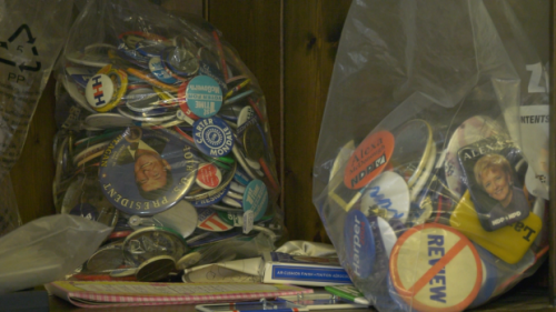 Nearly 200 years of campaign history: Smiths Falls, Ont. man collects political memorabilia