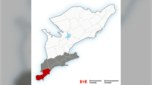 Special weather statement issued for London-Middlesex