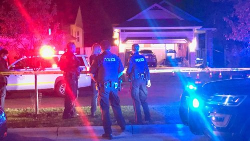 Heavy police presence in Coventry Hills following Thursday night shooting