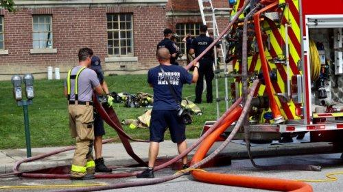 Ouellette Avenue apartment fire causes $100,000 in damages