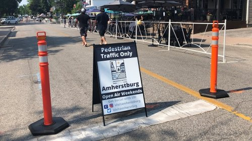 Open Air Weekends returns to Amherstburg
