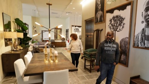 Shoppers and stores frustrated by higher furniture prices